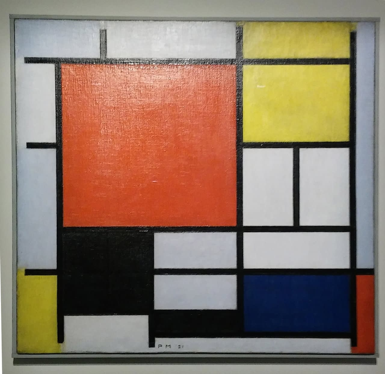 Pieter Cornelis Mondrian,